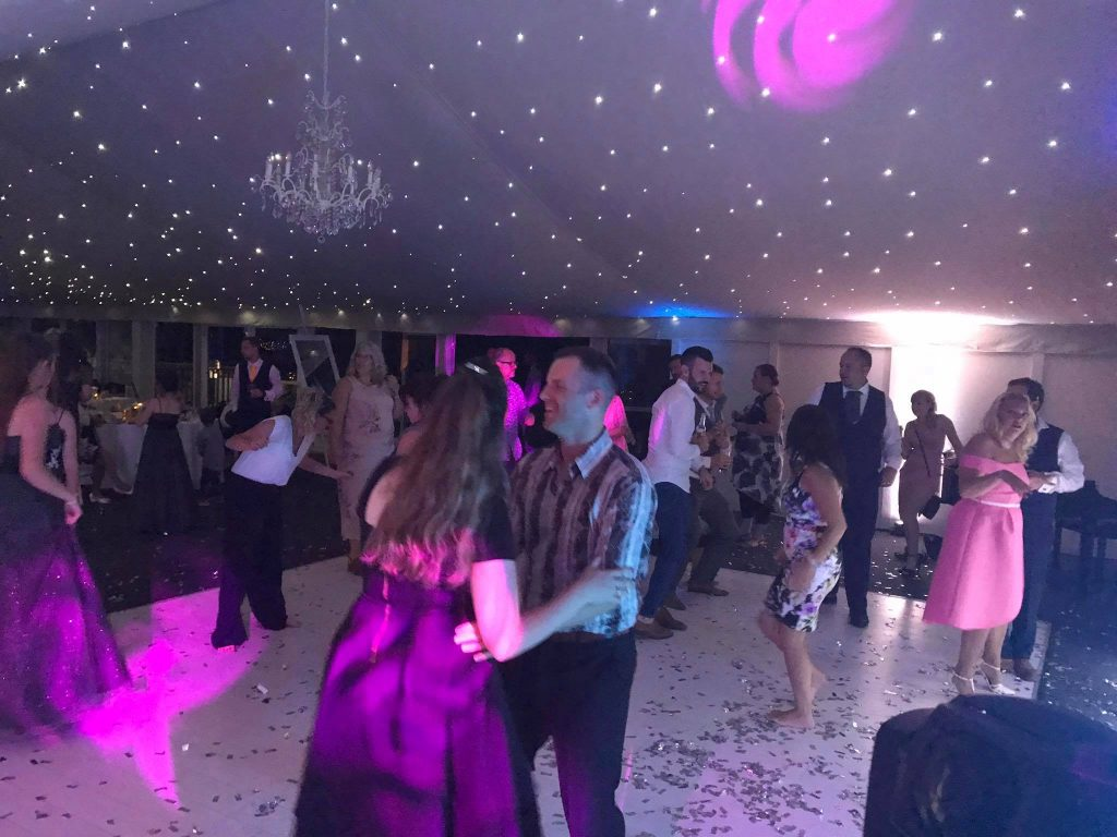 -DJ-Wedding-Disco-Photo-booth-dance-floor-sparks-dry-ice-confetti-love-letter-hire-8