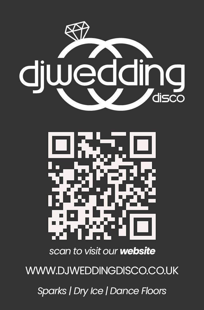 new-business-cards-DJ-Wedding-Disco-Photo-booth-dance-floor-sparks-dry-ice-confetti-love-letter-hire