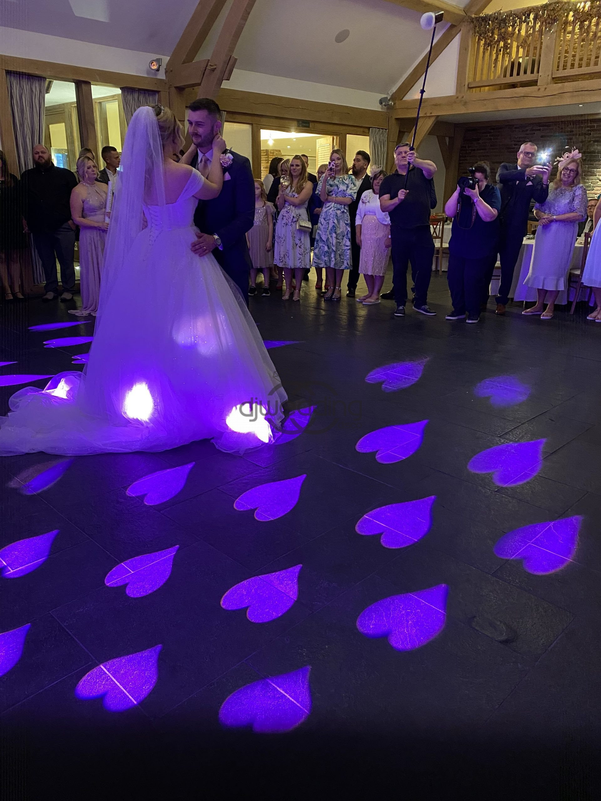 -DJ-Wedding-Disco-Photo-booth-dance-floor-sparks-dry-ice-confetti-love-letter-hire-17