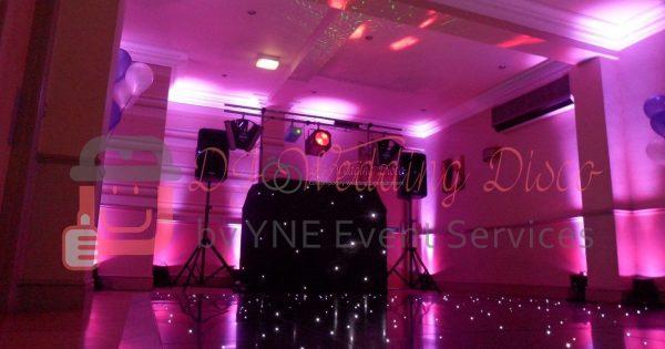 dj wedding disco leicester 1
